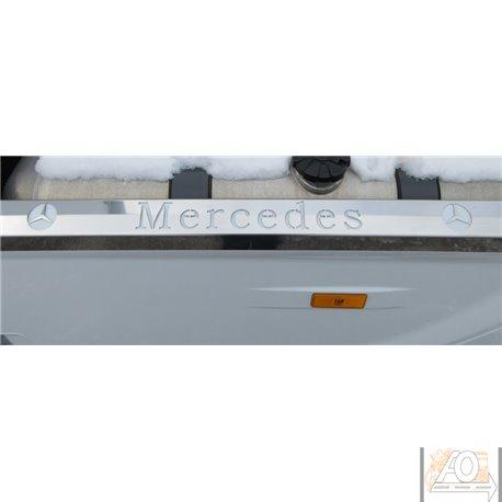 Mercedes* MB4 Seitenverbau Kantenschutz new mit Logos wie am Foto