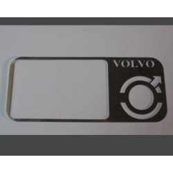 Volvo* Türgriff Applikation Rahmen