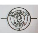 Scania* Auspuff-Logo Fabis