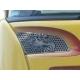 Scania Maske Edelstahl Lüftungsgitter mit Griffin zum Nieten oder Klippsen