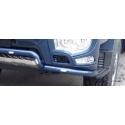 Mercedes* Unterfahrschutzrohr mit Bügel