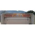 Scania* Dachspoilerblende New Design
