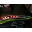 Volvo* FH4 Einstiegsleiste Edelstahl mit LED-Beleuchtung