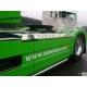 Volvo* Seitenverbau Kantenschutz FH4 mit Schritzug, Logo Und Aufstiegen
