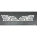 Scania* Maske Lüftungsgitter-Satz RAL-Farben