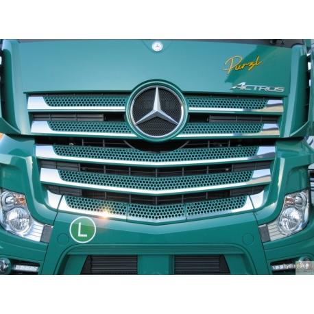 Mercedes* MB4 Maske Grill 13 Teilig