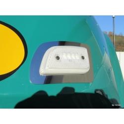 Mercedes* Begrenzungsleuchtenn Dach Applikationen
