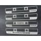 Scania* Tachoeinlage Edelstahl mit LED verschieden Varianten einfach bei Bemerkung Notieren