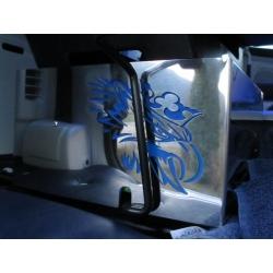 Scania* Sitzverkleidung rechts