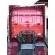 Scania Dachspoilerblende, SpoilerApplikationen mit Schriftzug und LED (Optional)