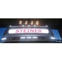 Hella Scheinwerfer Luminator* Abdeckungen mit Schriftzug 4 Stück