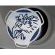 Scania* Scheibenwaschbehälter Deckel mit Logo Griffin Enzianblau