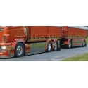Seitenverbau Scania