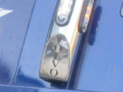 Volvo Dach-Scheinwerfer-Bügel