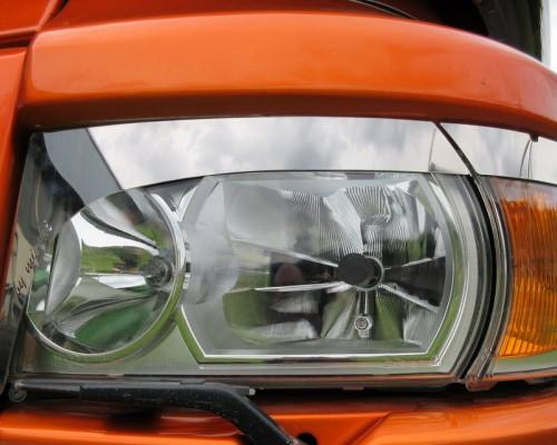 Scania Böser Blick Edelstahl 1