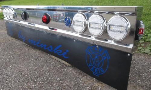 Unterfahrschutz Scania mit Chassisabdeckung 10
