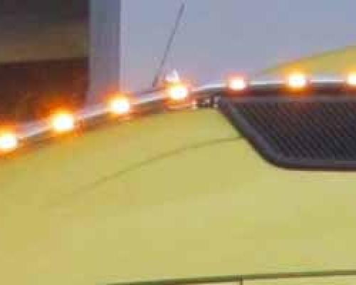 Volvo Dachbügel xxl